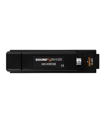 Sound Devices MX-HIROSE Vorderseite