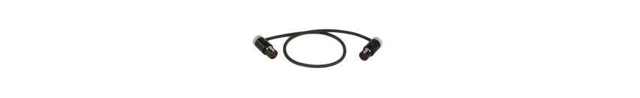 Low-Profile Kabel (TA3F auf TA3F)